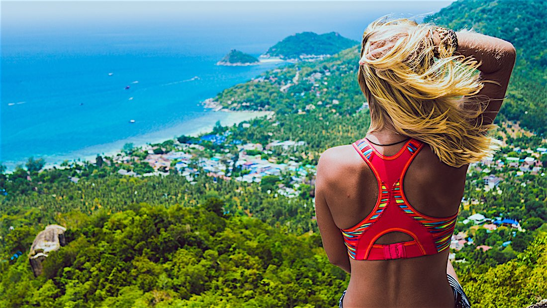 Spectacular Viewpoints on Koh Tao