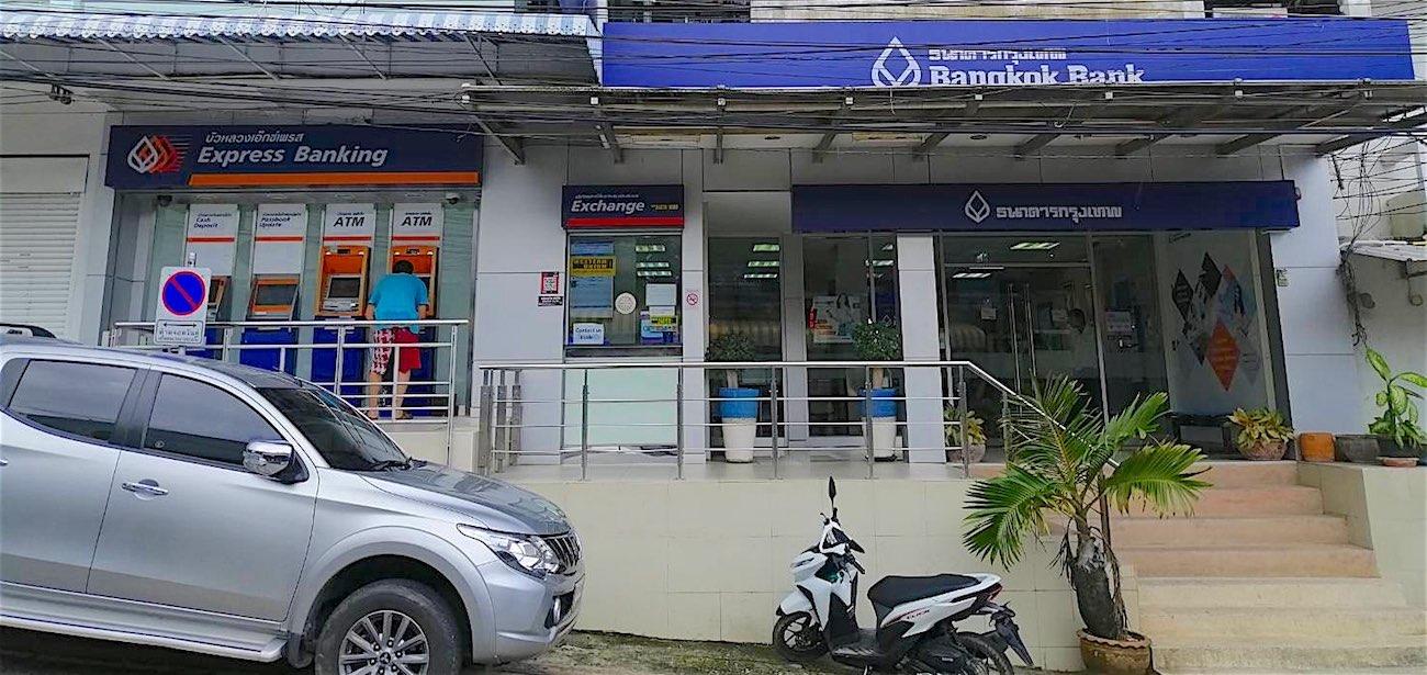 Bangkok Bank, Mae Haad, Koh Tao