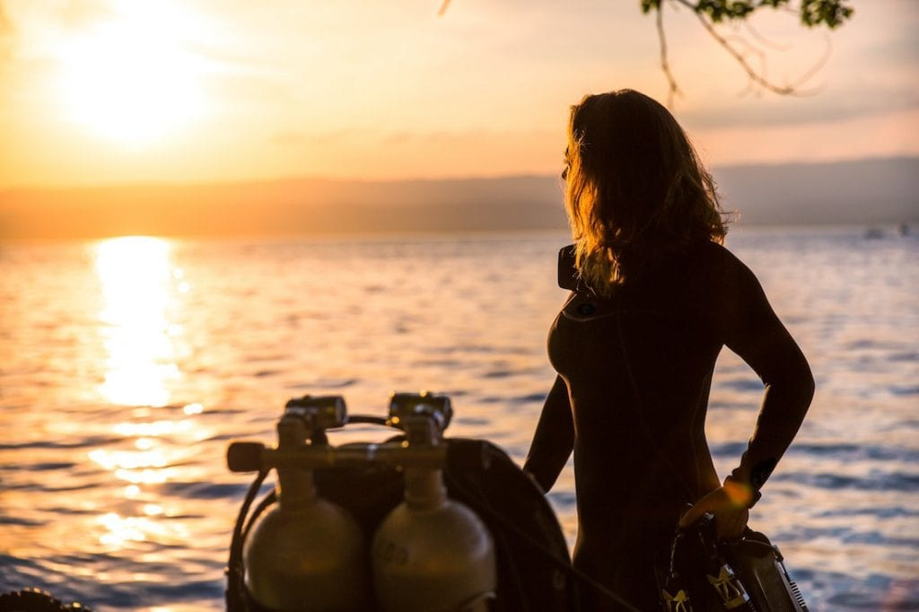 PADI Diving Instructor Internship Koh Tao Thailand