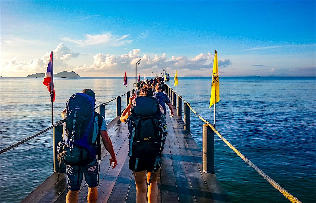 The Best Way to Get to Koh Tao - High Speed Ferry