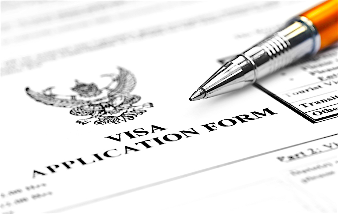Visa Application Form Koh Tao Thailand