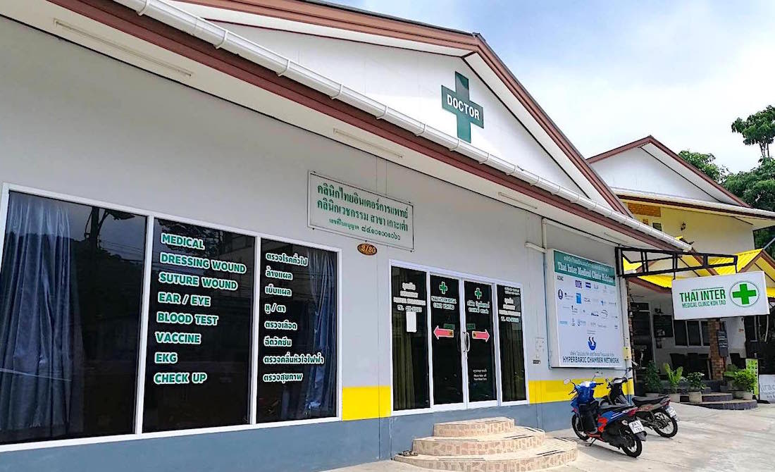 Koh Tao Hospital & Private Medical Services