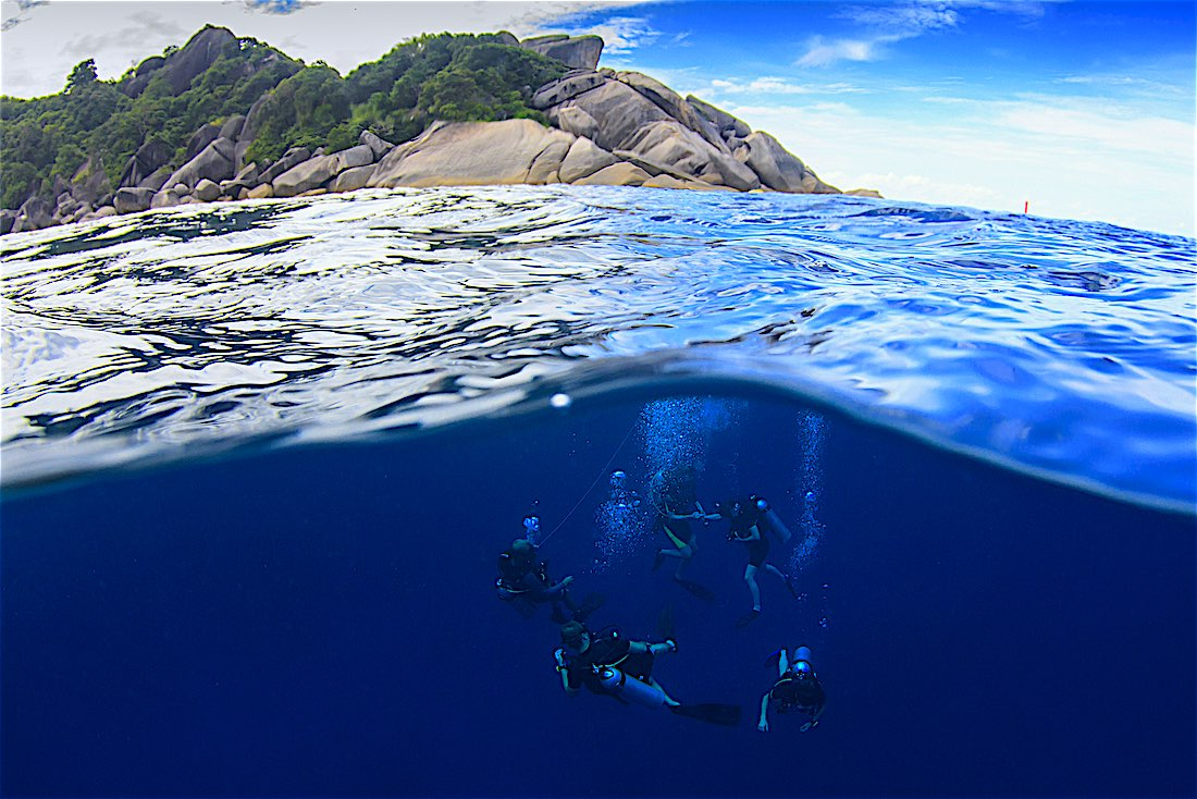 Ocean Planet- Koh Tao Scuba Diving Courses