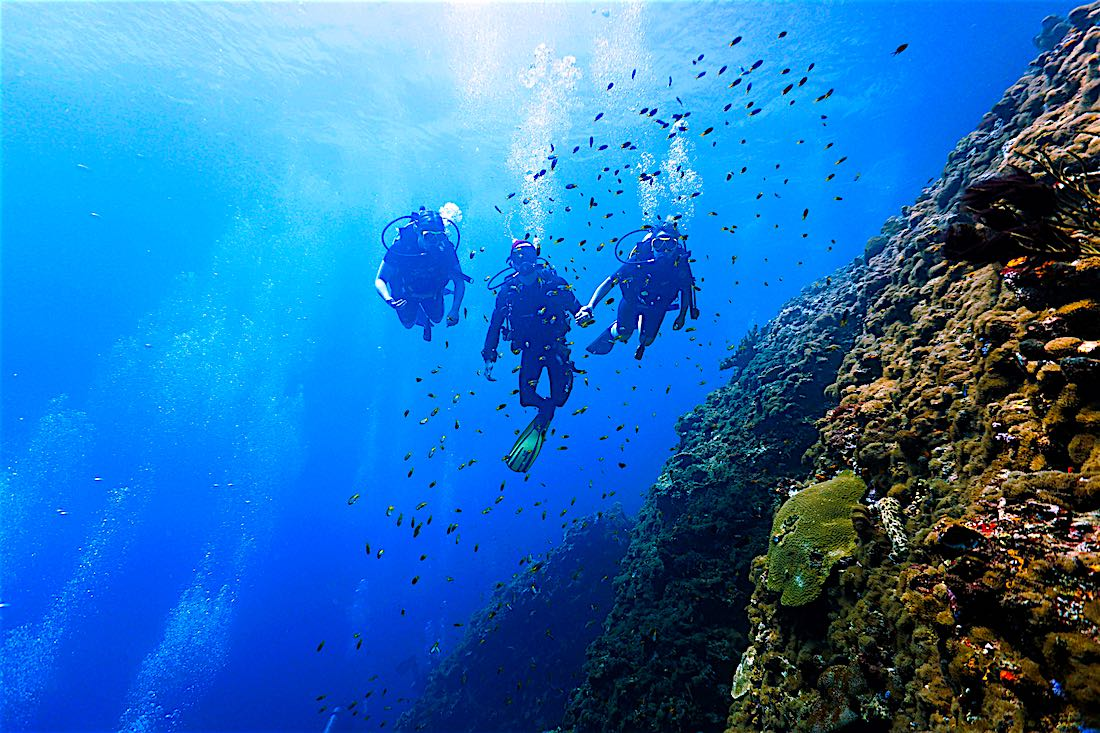 PADI Deep Diver Specialty Course Koh Tao