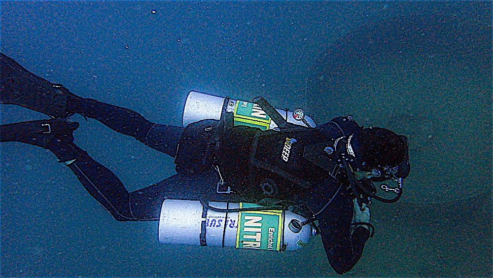 PADI Nitrox & Deep Diver Specialty Course Koh Tao