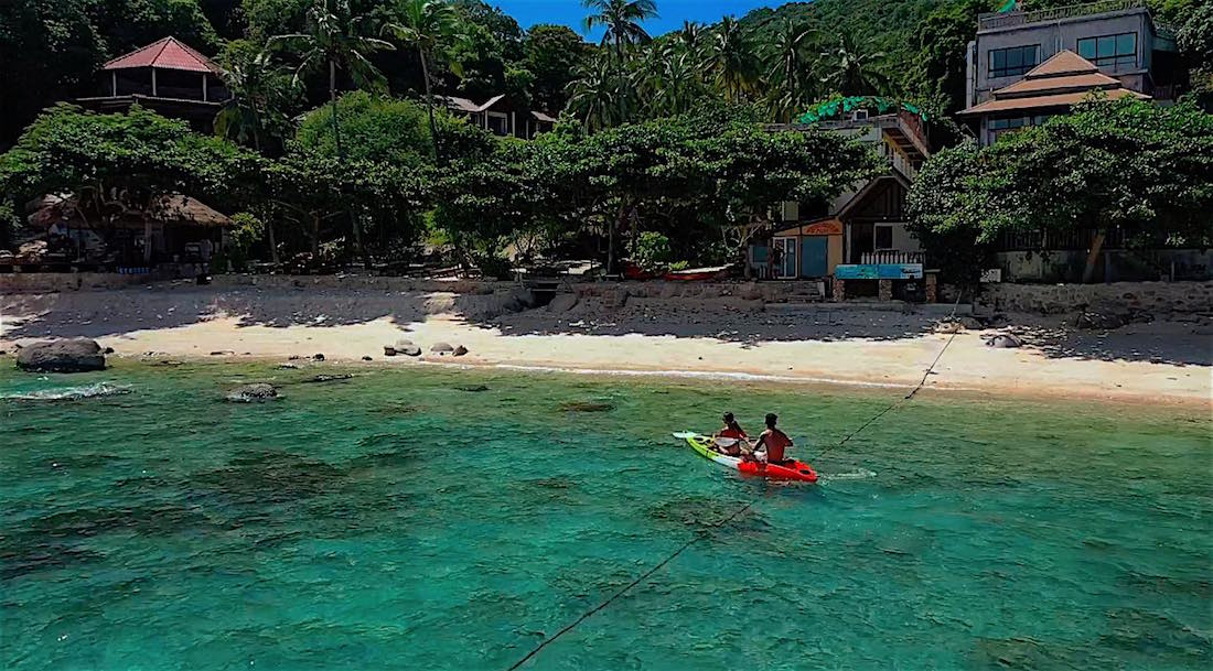 Best Things to do on Koh Tao - Kayaking