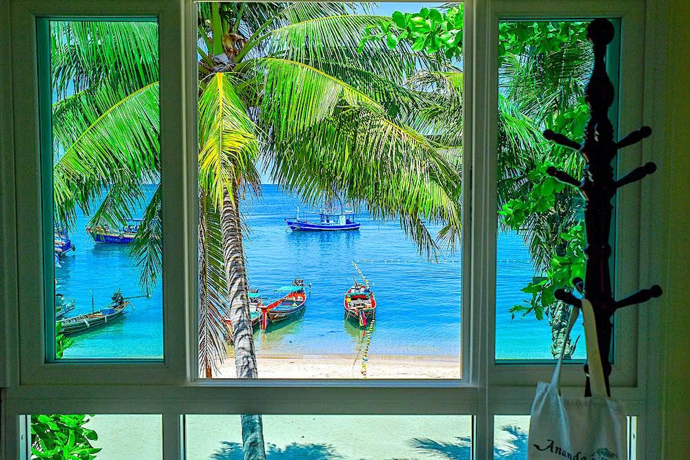Ananda Villa Sea-View AC Room Koh Tao