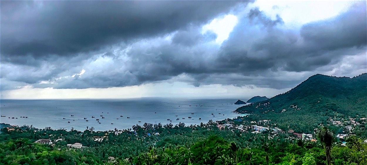 Cloudy Days Koh Tao