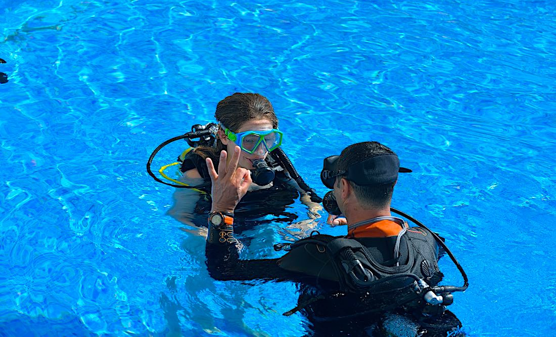 Information on Covid-19 for Scuba Diving Pool Sessions
