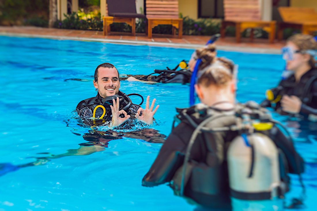 Information on Covid-19 for Scuba Diving - Training Standards