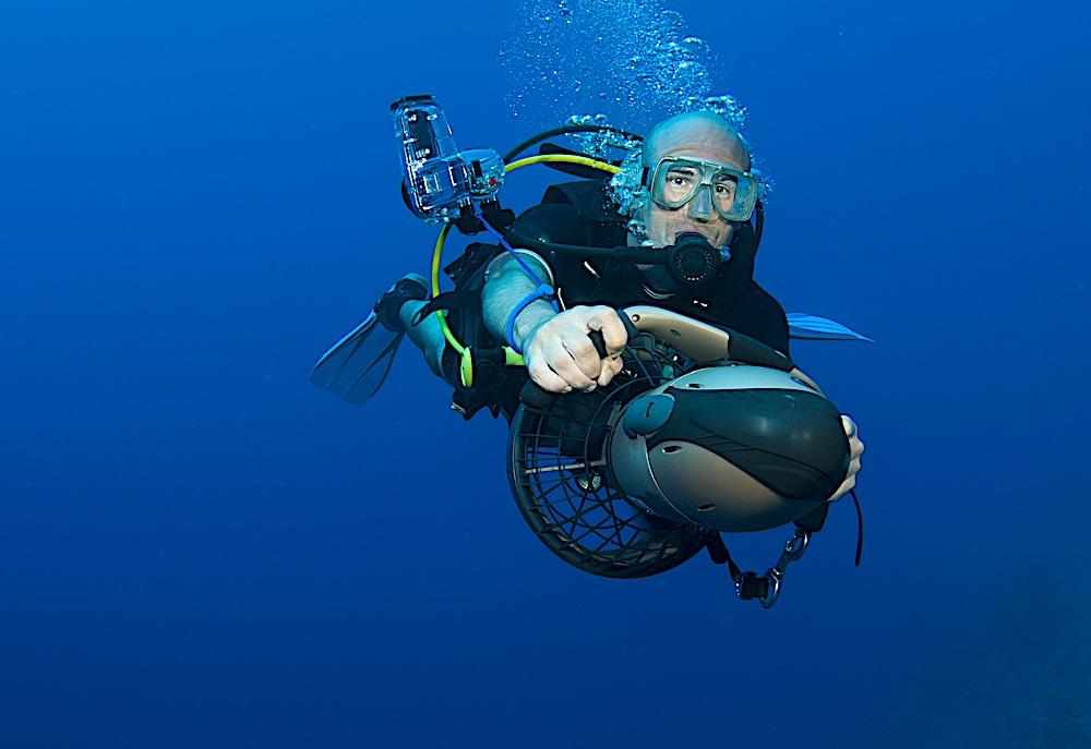 PADI DPV Specialty Diver Koh Tao