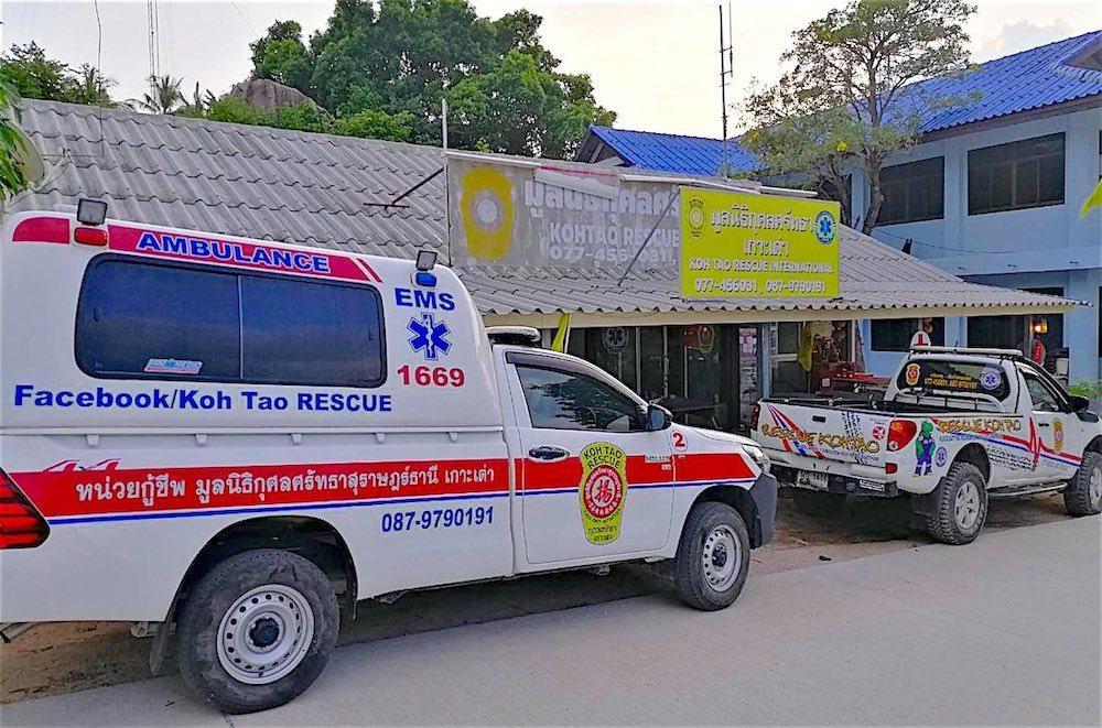 Koh Tao Rescue - EMS