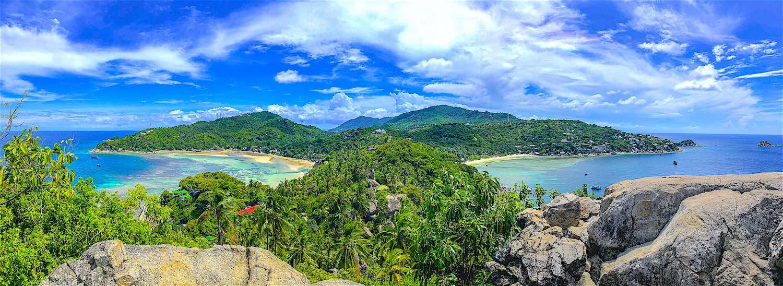 John Suwan Viewpoint Koh Tao