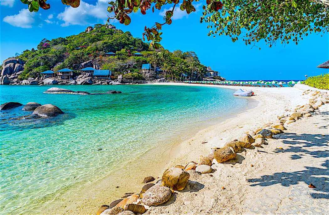 Koh Nang Yuan Island & Beach