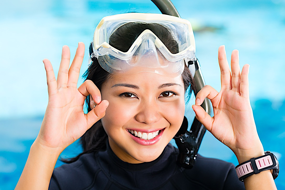 Learn New Hand Signals Discover Scuba Diving Koh Tao
