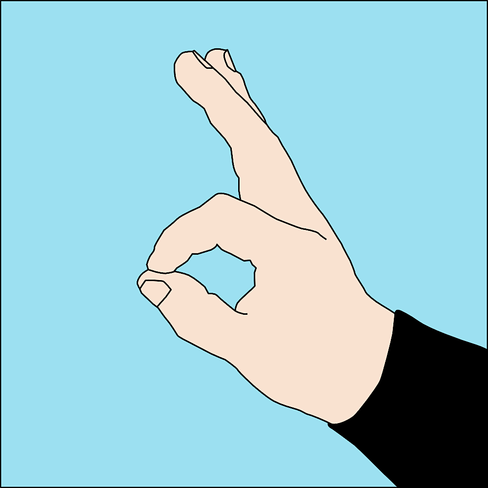 Scuba Diving Hand Signals - OK