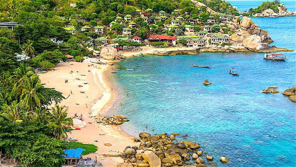 Tanote Bay & Beach Koh Tao