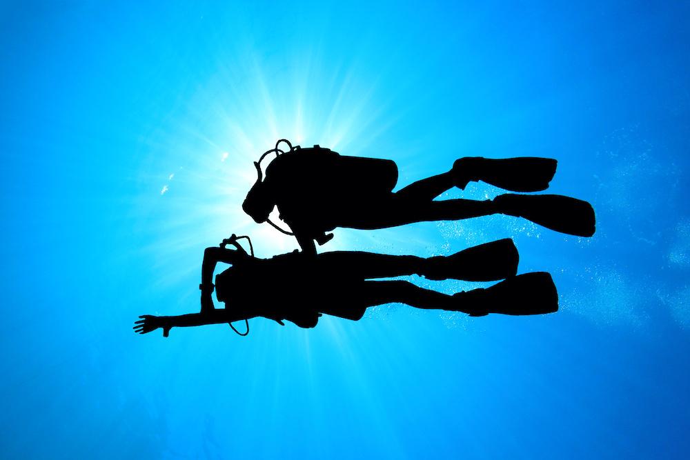 PADI Underwater Navigation Course Koh Tao