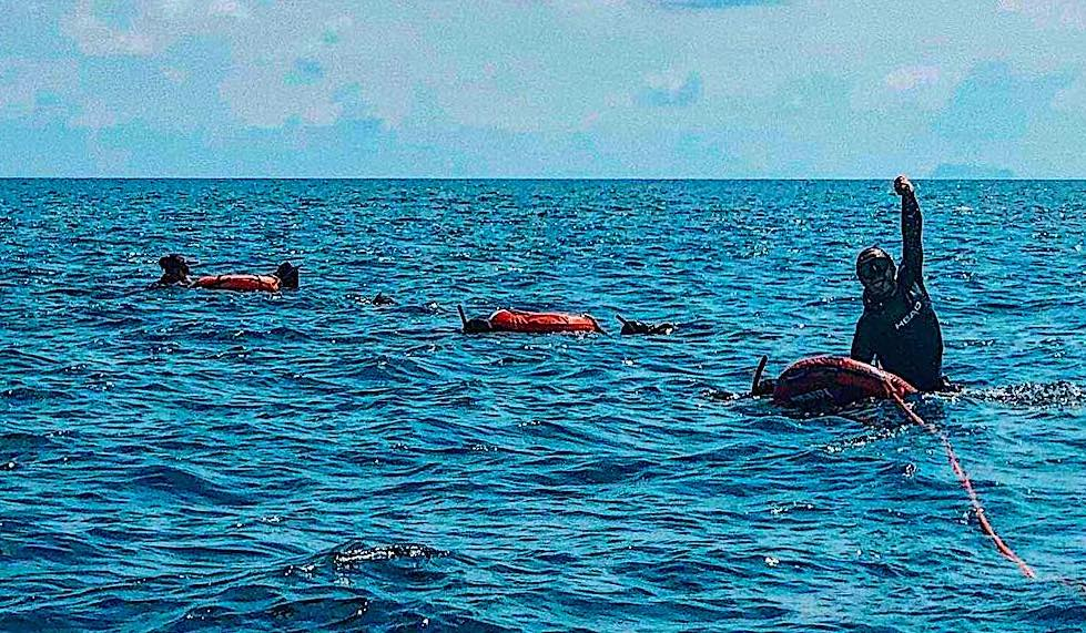 PADI Advanced Freediver - Open Water
