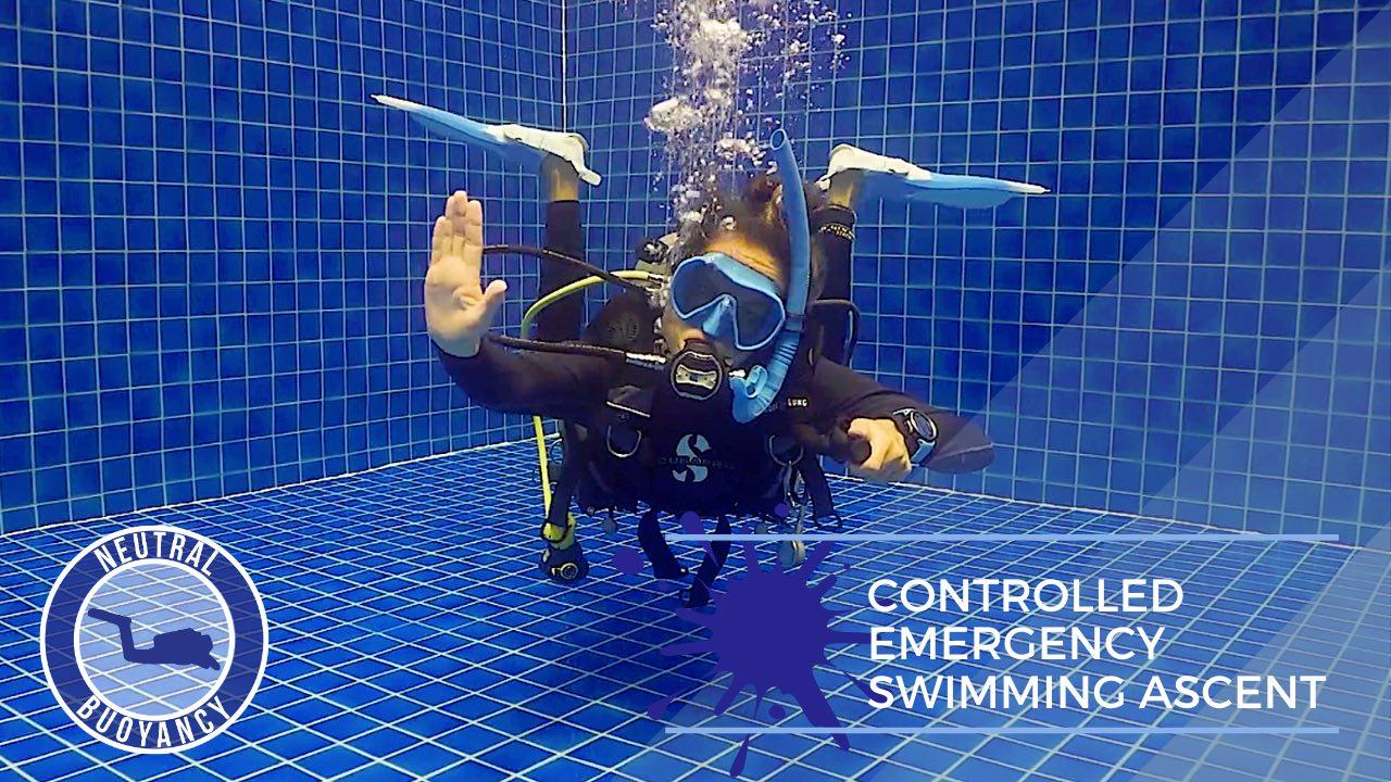 Neutral Buoyancy Skills Koh Tao - Susanne Baumeyer