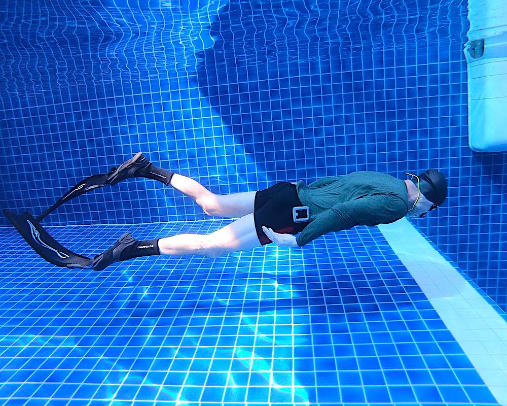 Freediving Instructor Courses Koh Tao