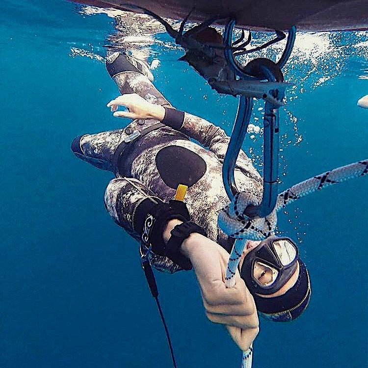 Learn to Freedive in Open Water