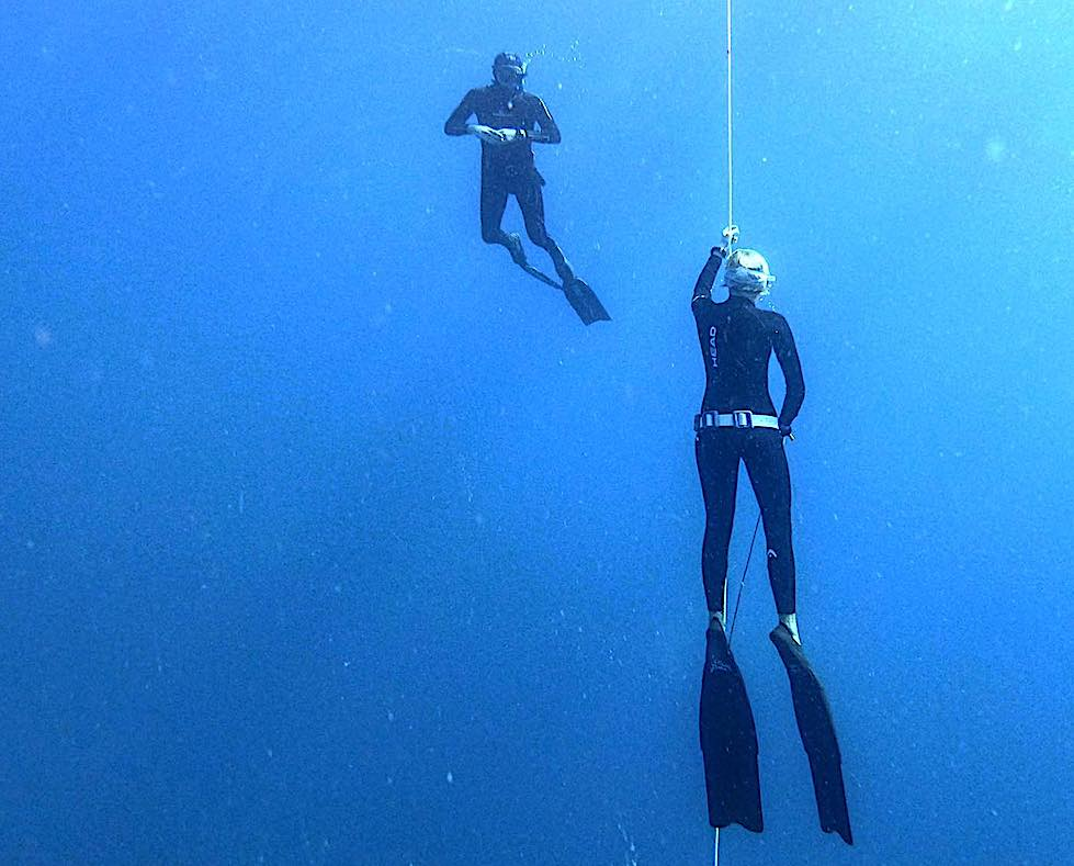 PADI Master Freediver Course Koh Tao