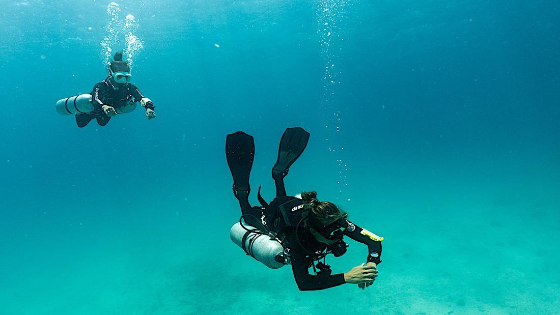 Best Sidemount Diver Courses in Thailand