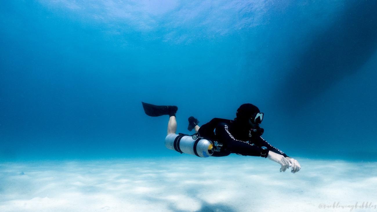 Koh Tao Sidemount Diving Courses