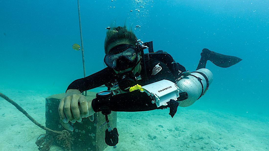 Sidemount Diving in Thailand